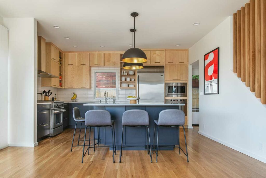 Residential Penthouse Addition and Interior Remodel in Seattle, WA