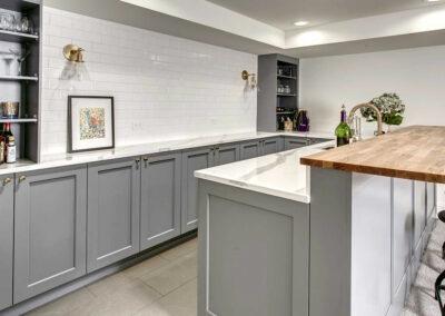 Magnolia Whole House Remodel - Bar