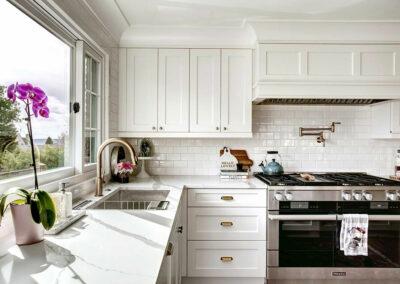 Magnolia Whole House Remodel - Kitchen