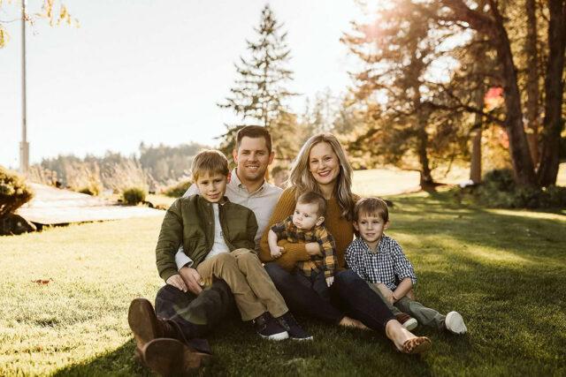 Damskov Family