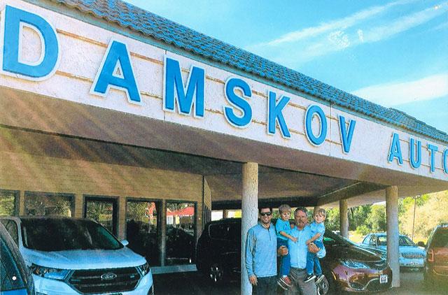 Damskov Family History