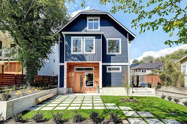 Open and Spacious Lower-Level Home Addition in Seattle, WA